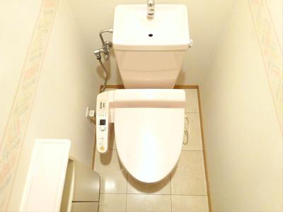 【トイレ】キャッスル浜田山