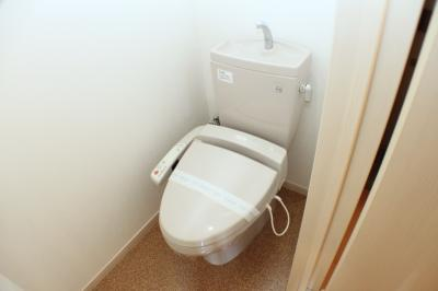 【トイレ】アンジェリーク磐船(事務所)