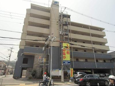 【外観】アンジェリーク磐船(事務所)