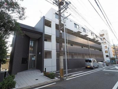 【外観】ワイツー・アパートメント