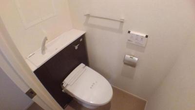 【トイレ】ワイツー・アパートメント
