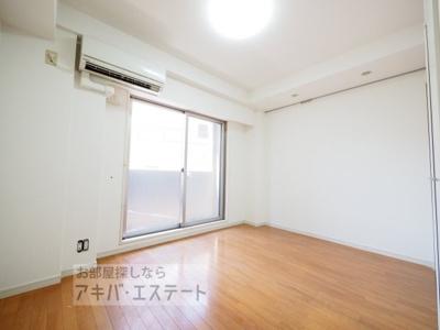 【居間・リビング】ステージグランデ本郷