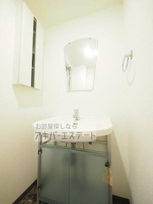 【独立洗面台】ステージグランデ本郷
