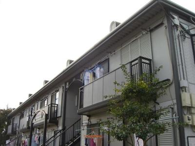 【外観】サンライズ・サンビレッジB
