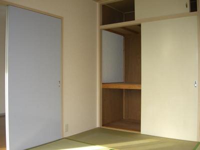 【収納】サンライズ・サンビレッジB