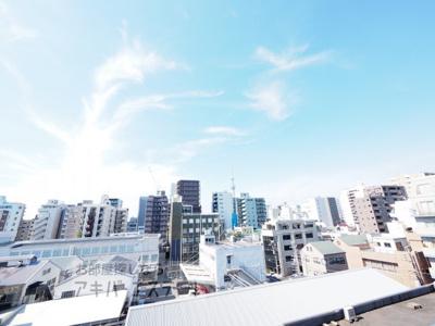【展望】グランドコンシェルジュ錦糸町アジールコート