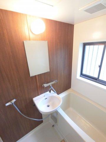 【浴室】山武市森K邸戸建
