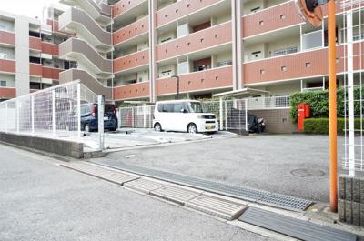 【駐車場】ヒューマンスクエア戸田富士見公園