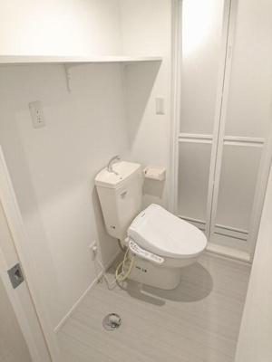 【トイレ】アロマテラス関町北