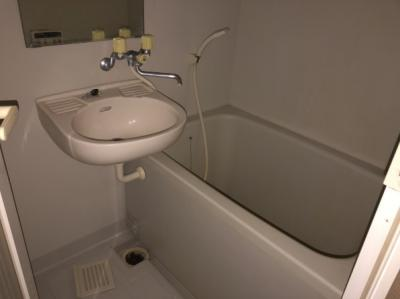 【浴室】ヴィンテージ中目黒