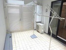ドライエリア【オープンレジデンシア本駒込六丁目】