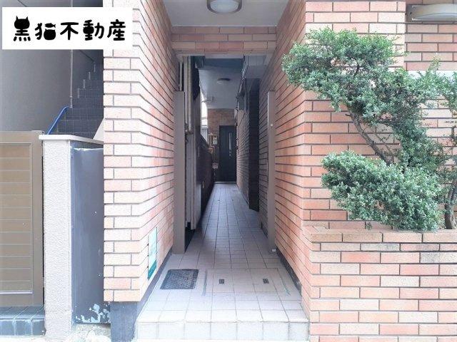 【エントランス】アビリア徳川