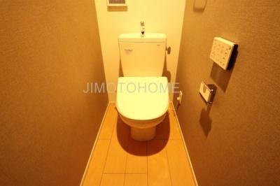 【トイレ】三軒家東橋本アパート