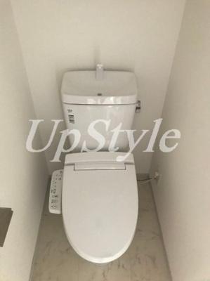 【トイレ】リヴシティ日暮里