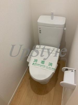 【トイレ】ドーナ北千住