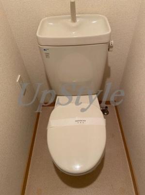 【トイレ】スカイコート後楽園ウエスト