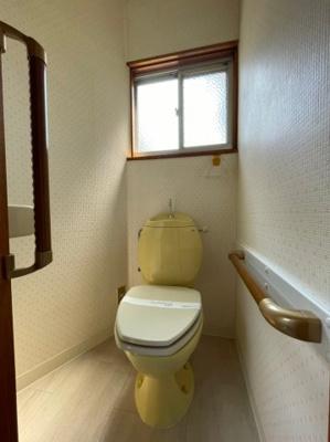 【トイレ】歌敷山1丁目貸家