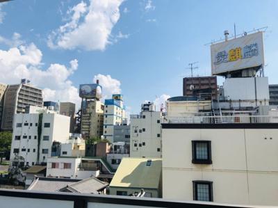 【展望】プレサンス谷町九丁目ディセオ