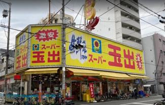 【周辺】レジデンス難波南