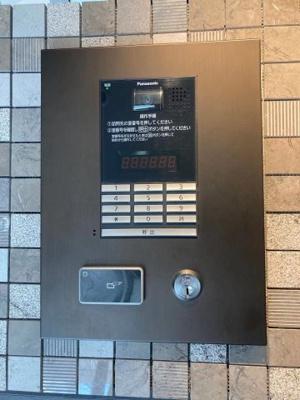 【セキュリティ】ファーストフィオーレ梅田イースト