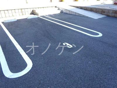 【駐車場】アンビシアきたB棟