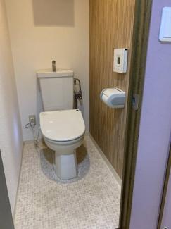 【トイレ】ガーデンビュー中山東