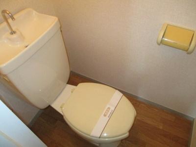 【トイレ】サンVパーク Ⅲ