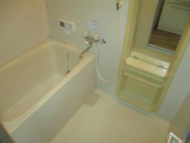 【浴室】サンVパーク Ⅲ