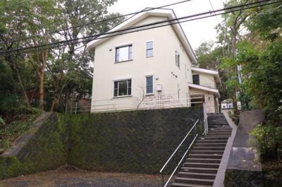 【外観】伊東市十足 二世帯住宅