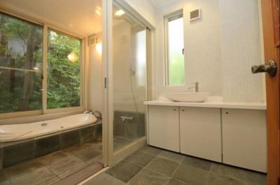 【浴室】伊東市十足 二世帯住宅