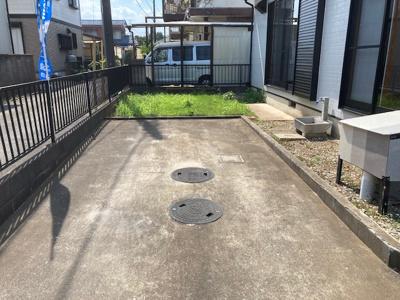 【駐車場】大青田戸建