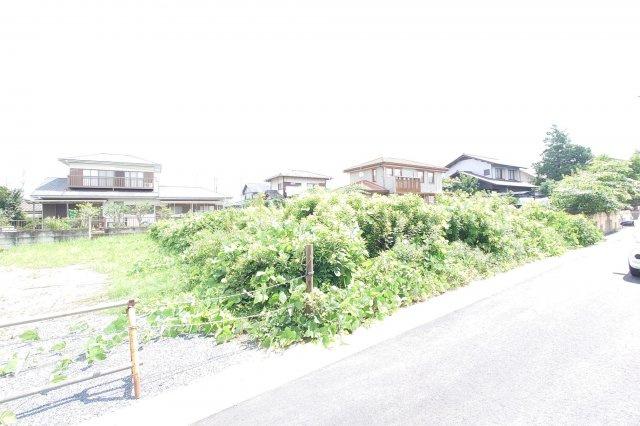 【外観】千波町土地