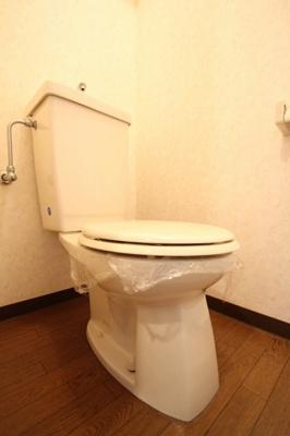 【トイレ】サバービア山根