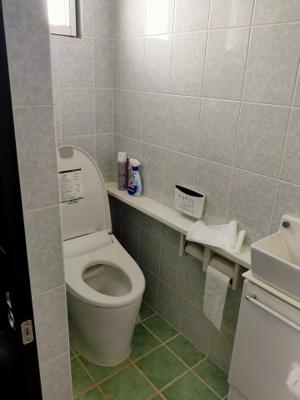 【トイレ】豊見城市豊崎戸建て