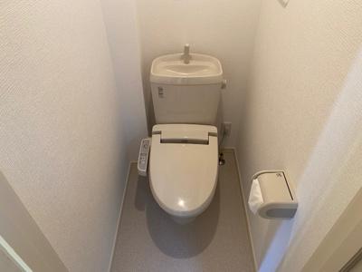 【トイレ】カーサヴィクトリア