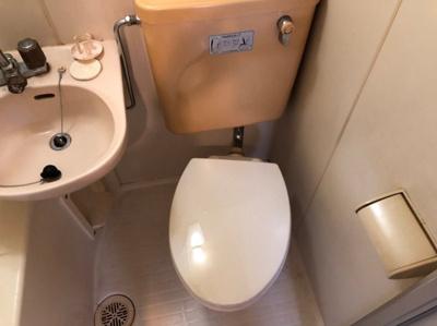 【トイレ】アメニティ天野II