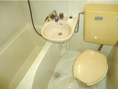 【浴室】アメニティ天野II