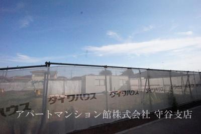 【外観】(仮)アビタシオンプリュネⅡ
