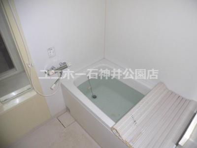 【浴室】ハーベストランドウェル石神井公園