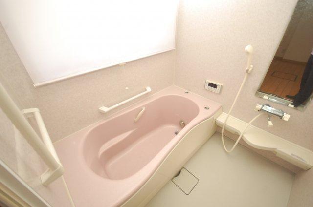 【浴室】夏吉戸建て