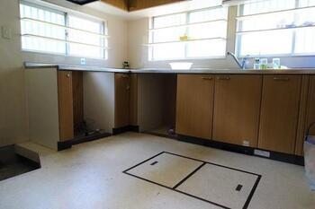 【キッチン】左京区修学院檜峠町