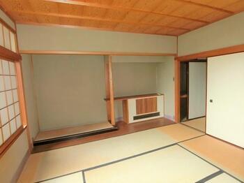 【和室】左京区修学院檜峠町