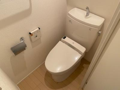 【トイレ】サンチャリーフ