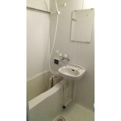 【浴室】カスティーロ白山