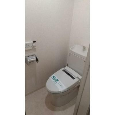 【トイレ】カスティーロ白山