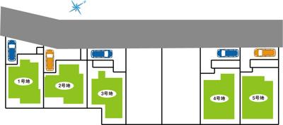 神戸市垂水区名谷町第7 新築一戸建て  神戸市垂水区名谷町第7 新築一戸建て