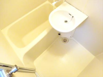 【浴室】シャトーヒロ