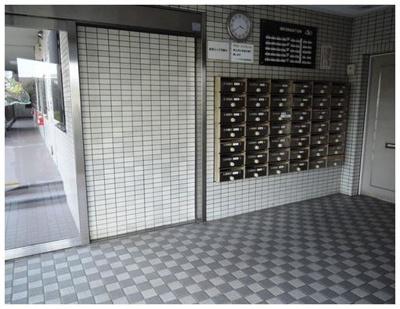 【設備】クリオ平塚2番館