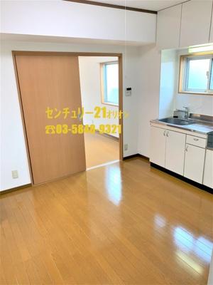 【居間・リビング】小島マンション