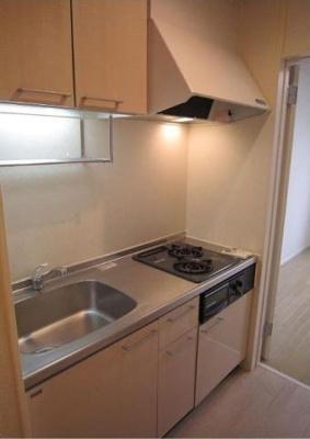 キッチンも広くていいですね。